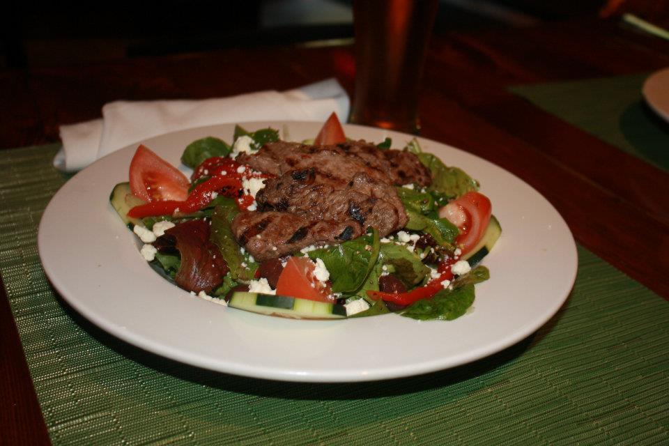 medeteranian-steak-salad